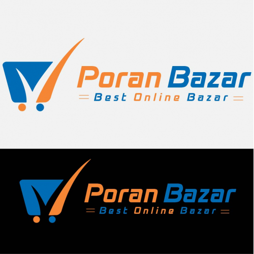 Poran Bazar - Online Shop Logo