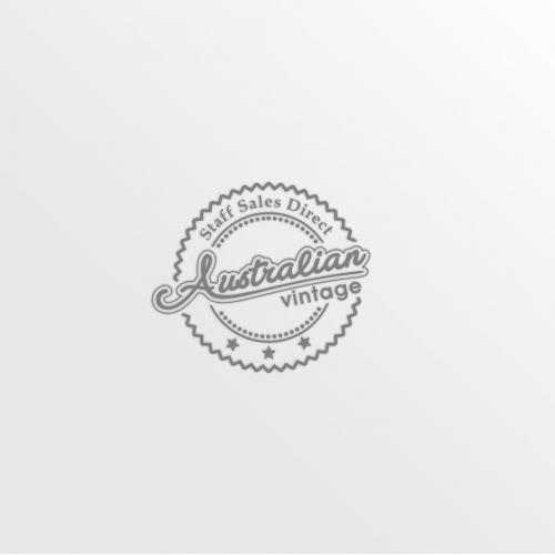 australian vintage logo