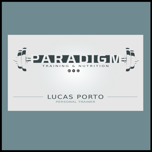 Paradigm Business Card