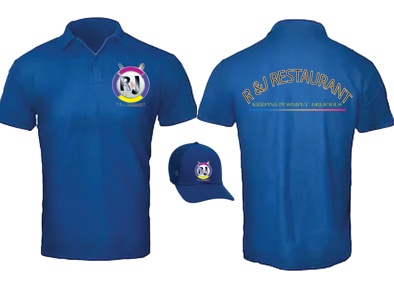 shirts and cap