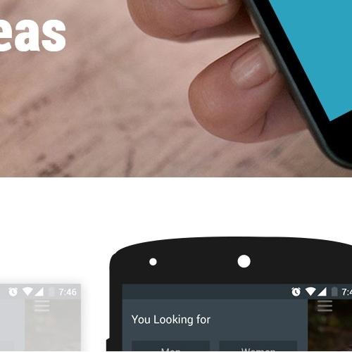 10 awesome Side Menu Material Design UI Ideas