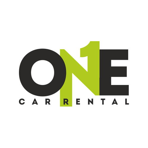 One Car Rental Logo