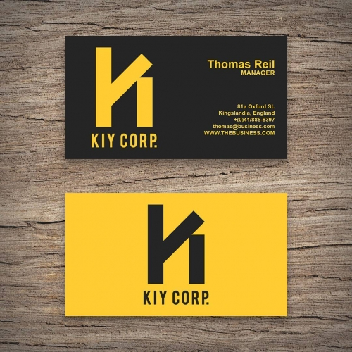 Business Card KIY