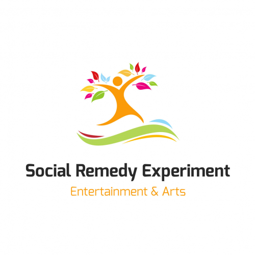 Social Remedy logo design