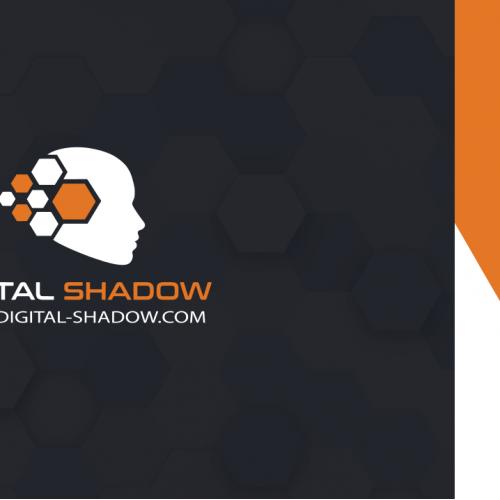 Digital Shadow Business Card
