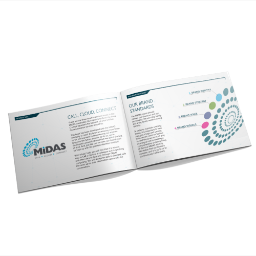 Midas Communications Brand Book