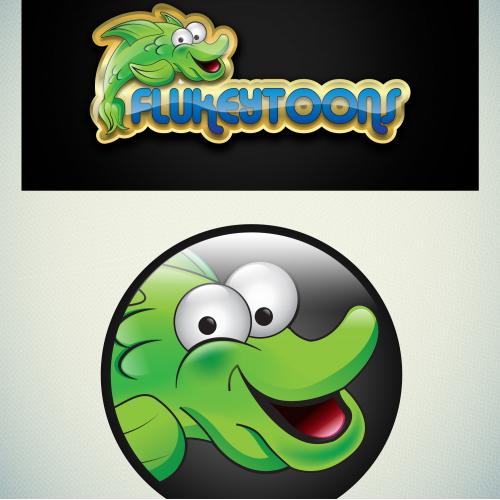 Character Logo Design.