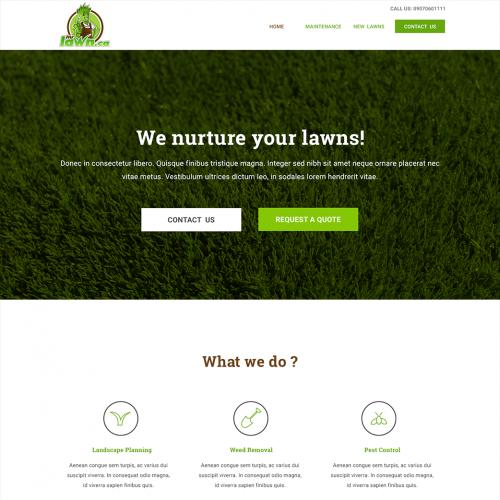 Mr. Lawn Landscapers