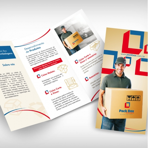 Brochure for our client Brazil