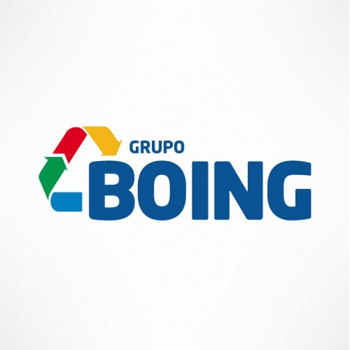 Logo for our client Boing