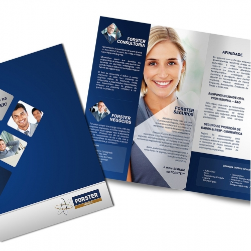 Flayer for our client Forster