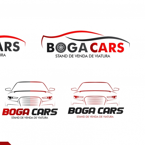 Flayer for our client BogaCars