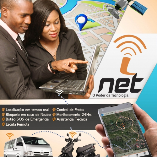 Flayer for our client INET