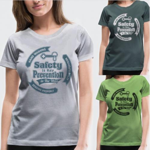 Childcare T Shirt Design