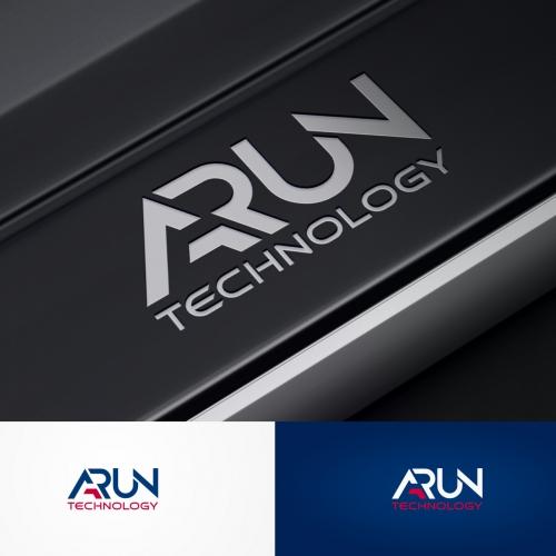 Corporate branding for ARUN Technology