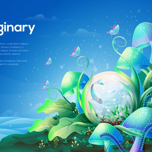 Imaginary Illustration