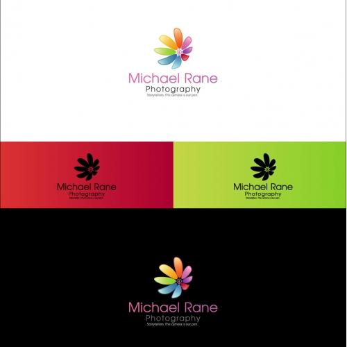 Michael Rane logo design