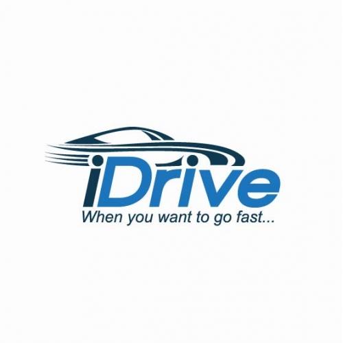 iDrive Logo Design