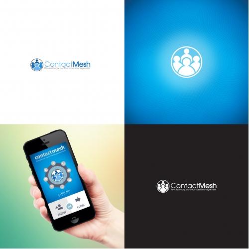 ContactMesh Logo Design