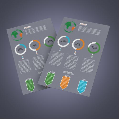 Brochure  and Flyer Design