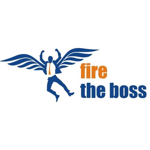 Fun logo for a job site !