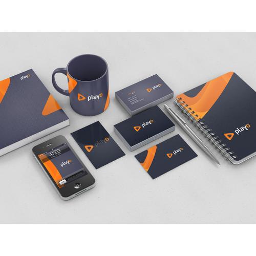 Playo Corporate Identity