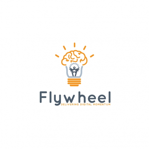 Logo concept for Flywheel