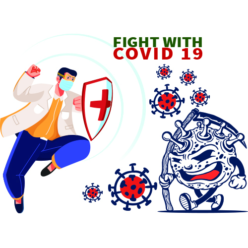 Fight with Covid19