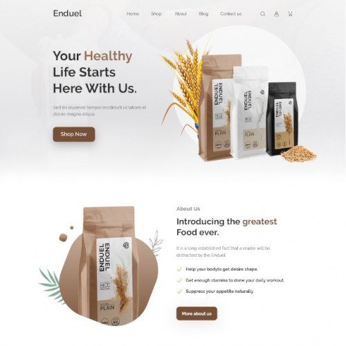 I will make high converting landing page design