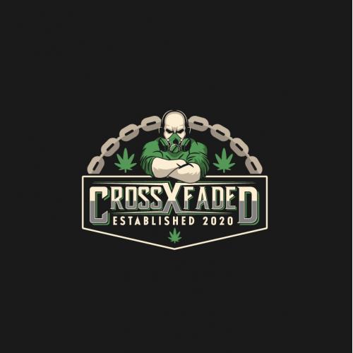 Cross Fit gym logo marijuana friendly