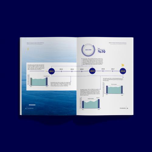 E-Book Design for Electricity Usage