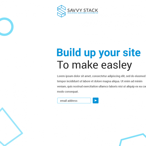 Home page