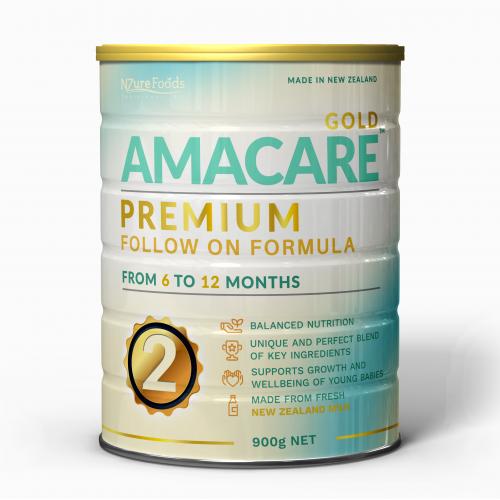 Packaging design for infant milk formula