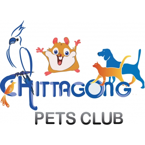 It was pet logo done in Photoshop