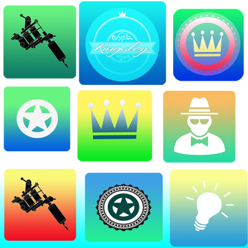 App icons samples