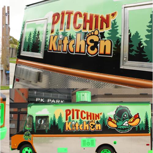 Pitchin' Kitchen Food Truck