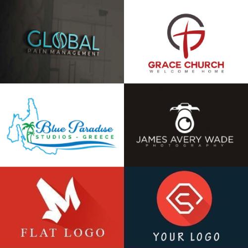 I Will Do Creative And Unique Logo