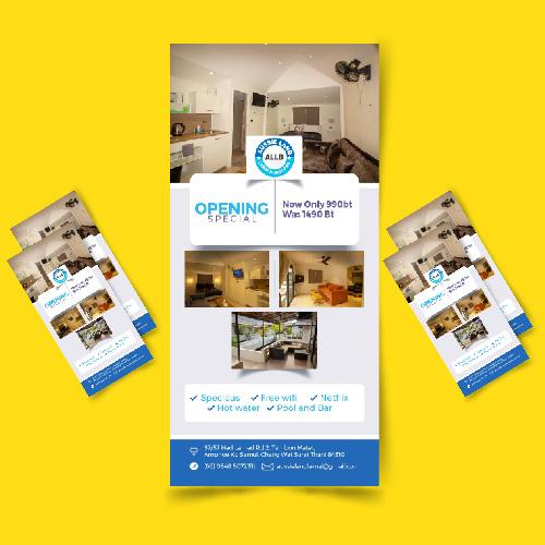DL Flyer Design