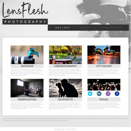 LENSFLESH PHOTOGRAPHY