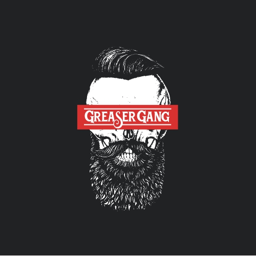 GREASERGANG GRAPHIC TEE