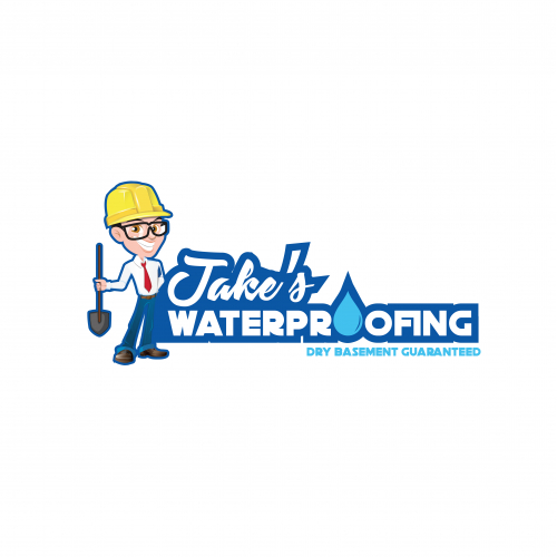Approved Logo Design for Jake's Waterproofing