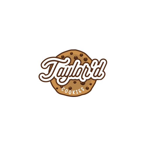 Proposed Logo Design for Taylor'd Cookies