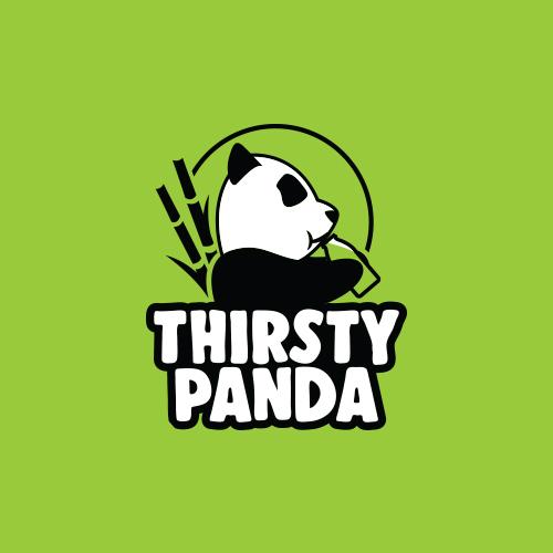 Proposed Logo Design for Thirsty Panda