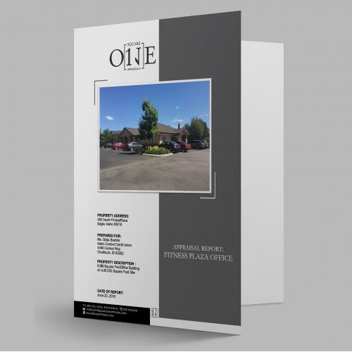 Report Design concept