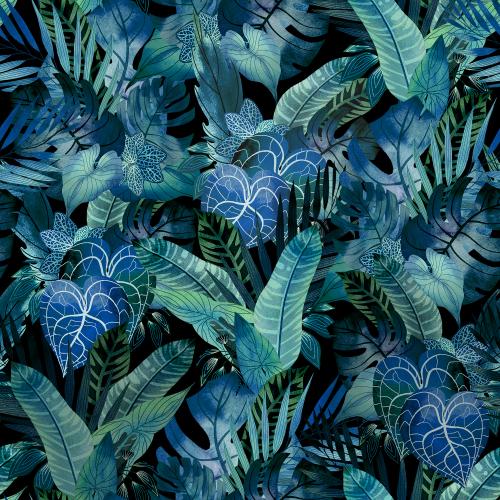 Pandora's  classic blue night