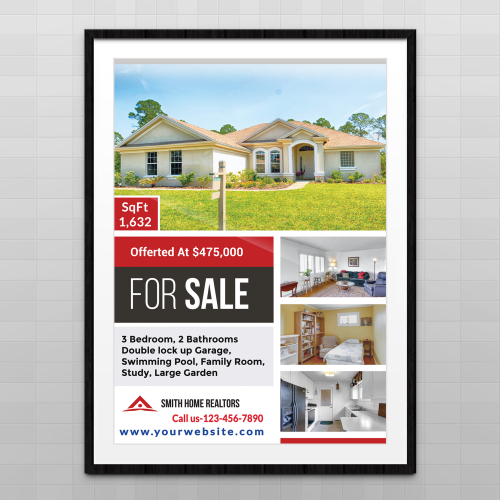 Flyer for Real Estate