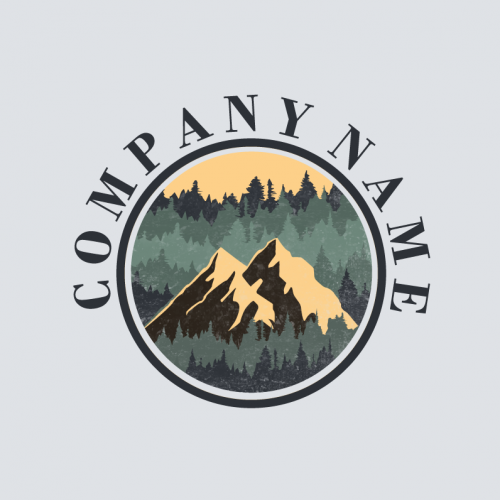 Outdoor logo design