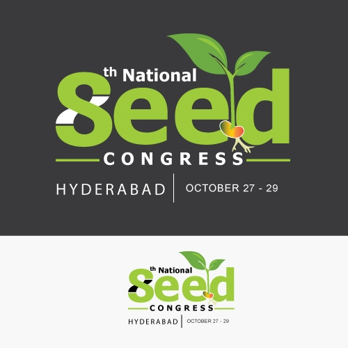 8th National Seed Congress - 2015 - Logo