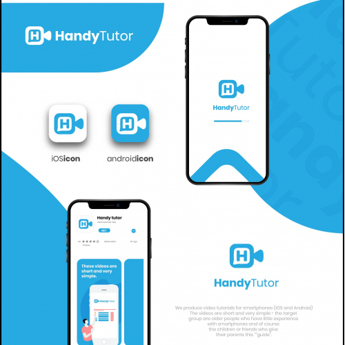 Logo Clean for Mobile Apps