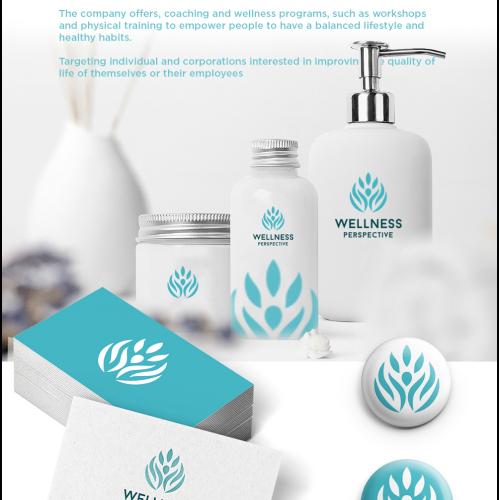Branding Design for Wellness